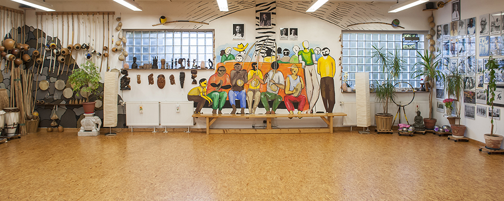 Centro Cultural Alabe