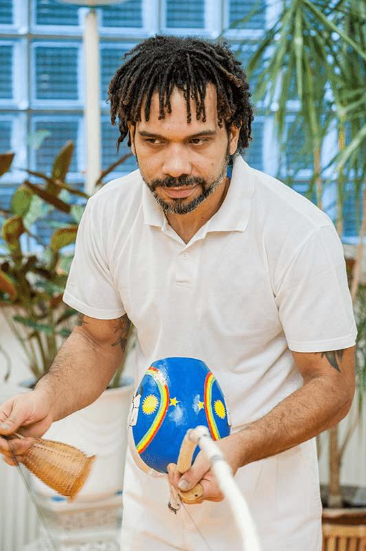 Professor Robson Bocao